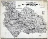 Plumas County 1980 to 1996 Mylar, Plumas County 1980 to 1996